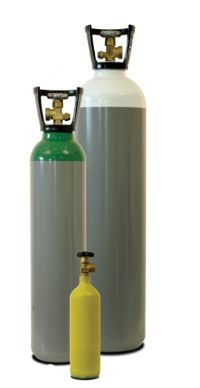 images of gas bottles